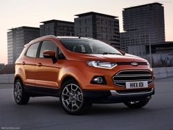 Giá xe Ford Ecosport Titanium 1.5L AT