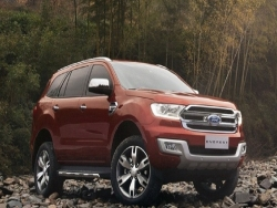 Giá xe Ford Everest 2.2 Trend AT