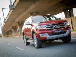 Giá xe Ford Everest 3.2 Titanium 4x4 AT