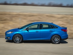 Giá xe Ford Focus 1.5.L 4 cửa Titanium A/T