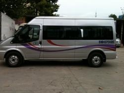 Giá xe Ford Transit Medium