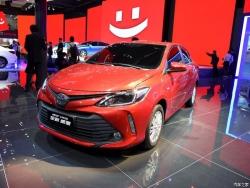 Giá xe Toyota Vios 1.5 E MT