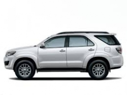 Giá xe Toyota Fortuner