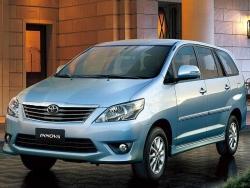 Giá xe Toyota Innova V AT (07 chỗ)