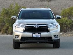 Giá xe Toyota Highlander 2.7 LE