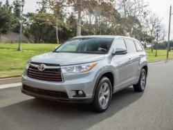 Giá xe Toyota Highlander 3.5 LE Limited