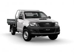 Giá xe Toyota Hilux 2.5E số sàn 4x2 MT