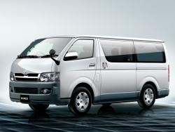 Giá xe Toyota Hiace