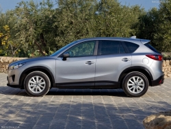 Giá xe Mazda CX-5 1 cầu 2.5 (4x2)