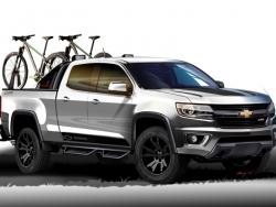 Giá xe Chevrolet Colorado