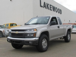 Giá xe Chevrolet Colorado LTZ 2.8 (số sàn 4x4)