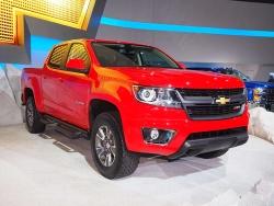 Giá xe Chevrolet Colorado LT 2.5 (số sàn 4x2)