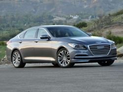Giá xe Hyundai Genesis sedan