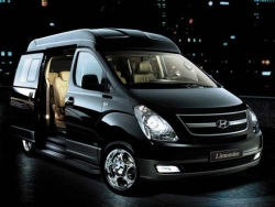 Giá xe Hyundai Starex 2.5 MT 3 chỗ máy dầu