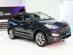 Giá xe Hyundai Santafe 5 chỗ máy dầu