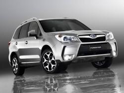 Giá xe Subaru Forester 2.0 IL