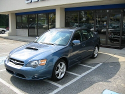 Giá xe Subaru Legacy 3.6R