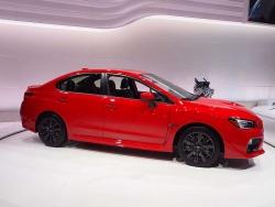 Giá xe Subaru WRX
