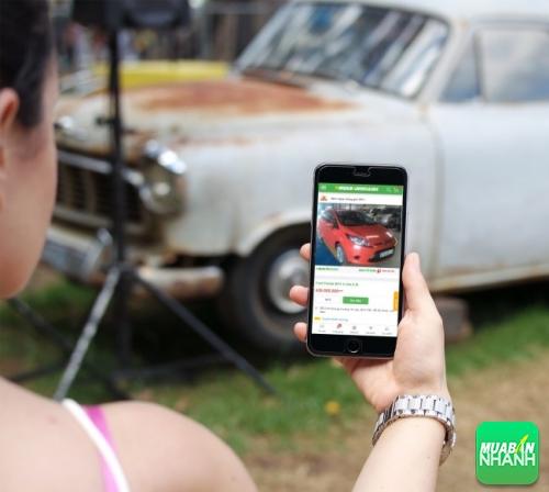 Xe ôtô Ford - sản phẩm đang bán trên mạng xã hội MuaBanNhanh