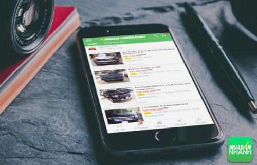 Giá các phiên bản xe Ford Ranger trên mạng xã hội MuaBanNhanh