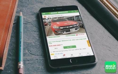 Xe ôtô Ford Ranger Ranger Wildtrak 2.2L 4x2 AT - sản phẩm đang bán trên mạng xã hội MuaBanNhanh