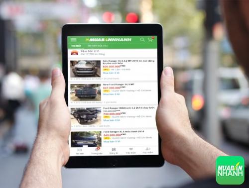 Giá phiên bản xe Ford Ranger XLS 2.2 L 4x2 AT trên mạng xã hội MuaBanNhanh