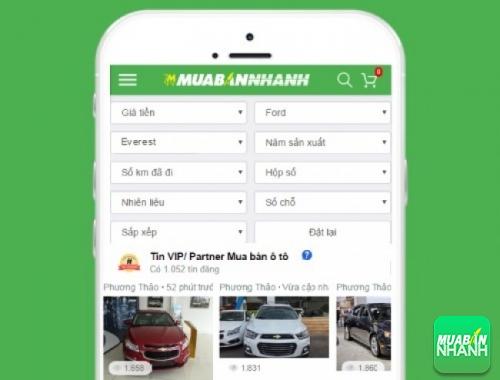 Tìm mua xe Ford Everest hiệu quả trên Mạng xã hội MuaBanNhanh