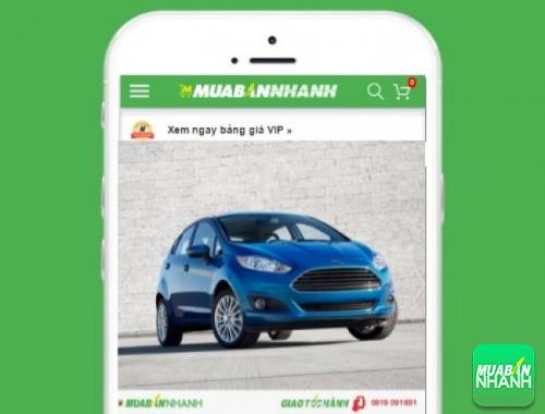 Xe ôtô Ford Fiesta 1.5L Trend MT - sản phẩm đang bán trên mạng xã hội MuaBanNhanh