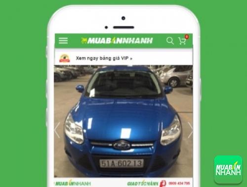 Xe ôtô Ford Focus - sản phẩm đang bán trên mạng xã hội MuaBanNhanh