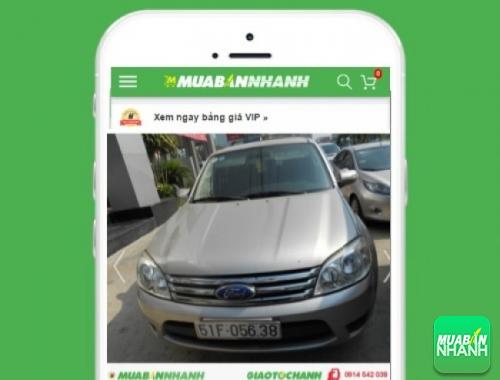 Xe ôtô Ford Escape XLS 4x2 - sản phẩm đang bán trên mạng xã hội MuaBanNhanh