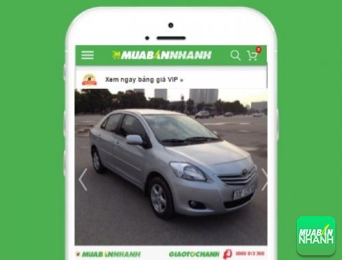 Xe ôtô Toyota Vios Limo - sản phẩm đang bán trên mạng xã hội MuaBanNhanh