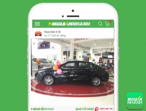 Xe ôtô Toyota Corolla Altis 1.8 AT - sản phẩm đang bán trên mạng xã hội MuaBanNhanh