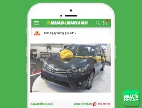 Xe ôtô Toyota Corolla Altis 1.8 G - sản phẩm đang bán trên mạng xã hội MuaBanNhanh