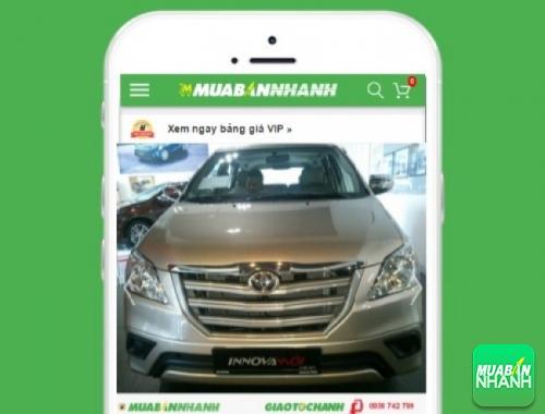 Xe ôtô Toyota Innova E - sản phẩm đang bán trên mạng xã hội MuaBanNhanh