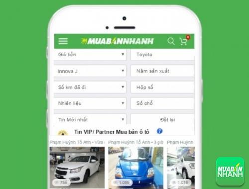 Tìm mua xe Toyota Innova J hiệu quả trên Mạng xã hội MuaBanNhanh