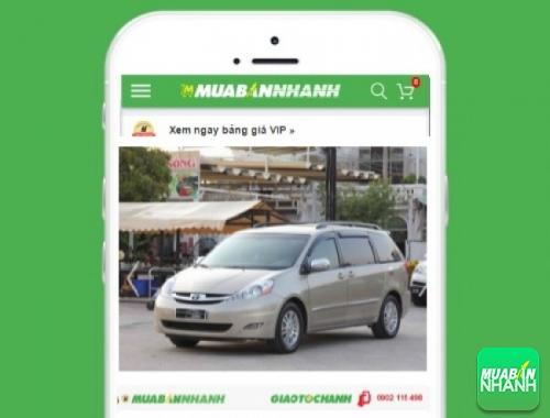 Xe ôtô Toyota Sienta LE - sản phẩm đang bán trên mạng xã hội MuaBanNhanh