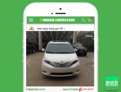 Xe ôtô Toyota Sienta Limited - sản phẩm đang bán trên mạng xã hội MuaBanNhanh