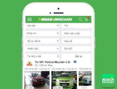 Tìm mua xe Kia hiệu quả trên Mạng xã hội MuaBanNhanh