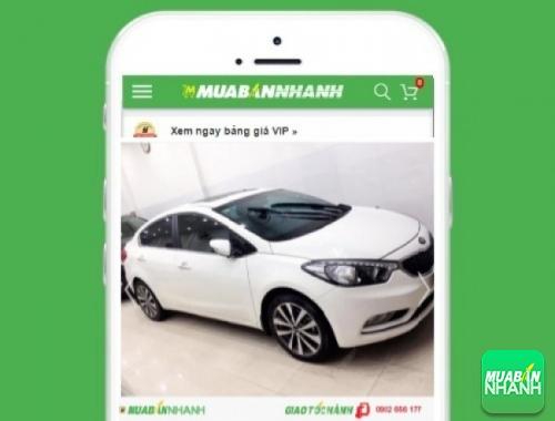 Xe ôtô Kia K3 2.0 AT - sản phẩm đang bán trên mạng xã hội MuaBanNhanh
