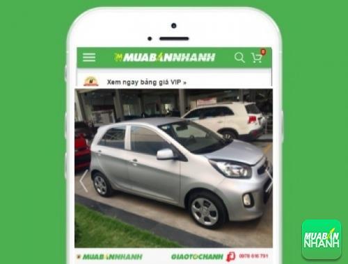 Xe ôtô Kia Morning EX MT - sản phẩm đang bán trên mạng xã hội MuaBanNhanh