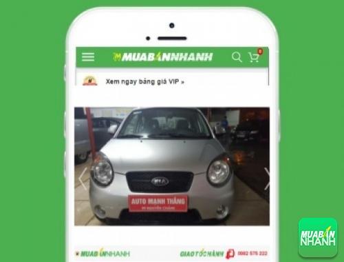 Xe ôtô Kia Morning LX MT - sản phẩm đang bán trên mạng xã hội MuaBanNhanh