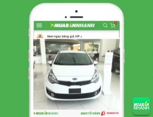 Xe ôtô Kia Rio 1.4L sedan (4D MT) - sản phẩm đang bán trên mạng xã hội MuaBanNhanh