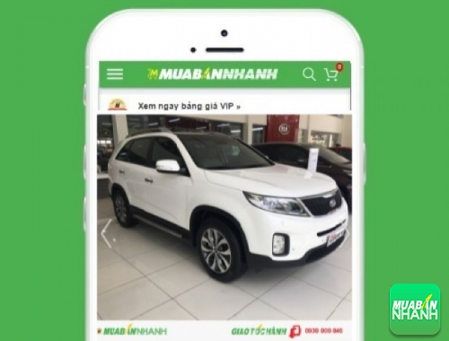 Xe ôtô Kia Sorento GATH 2.2AT - sản phẩm đang bán trên mạng xã hội MuaBanNhanh