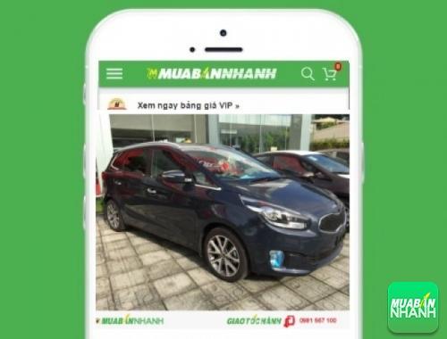 Xe ôtô Kia Rondo 1.7 DMT - sản phẩm đang bán trên mạng xã hội MuaBanNhanh
