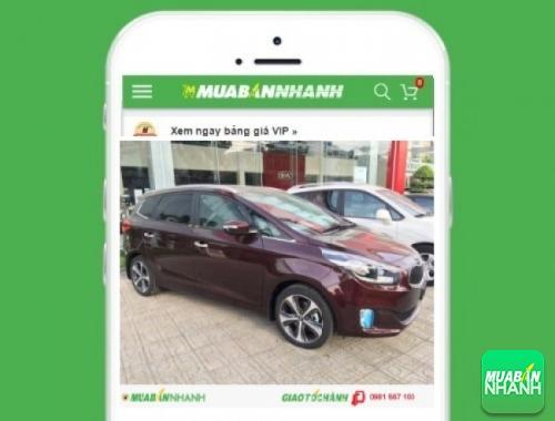 Xe ôtô Kia Rondo 2.0 GAT - sản phẩm đang bán trên mạng xã hội MuaBanNhanh