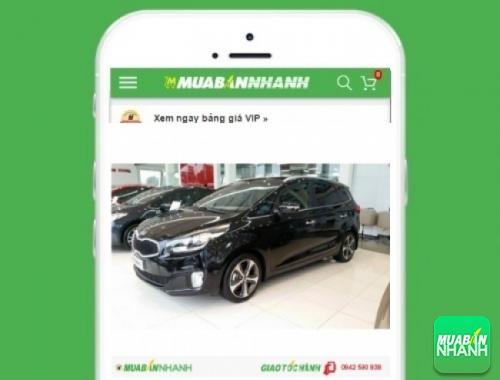 Xe ôtô Kia Rondo Premium - sản phẩm đang bán trên mạng xã hội MuaBanNhanh