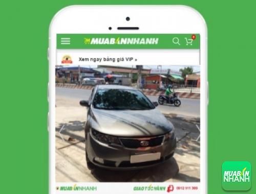 Xe ôtô Kia Forte - sản phẩm đang bán trên mạng xã hội MuaBanNhanh
