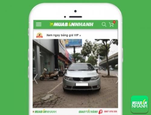 Xe ôtô Kia Forte LX - sản phẩm đang bán trên mạng xã hội MuaBanNhanh
