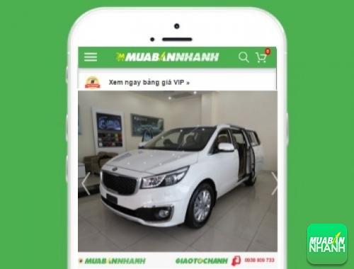 Xe ôtô Kia Sedona 3.3 GATH - sản phẩm đang bán trên mạng xã hội MuaBanNhanh