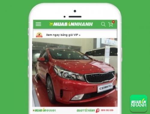 Xe ôtô Kia Cerato 1.6 AT - sản phẩm đang bán trên mạng xã hội MuaBanNhanh